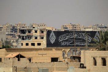 islamska država, ISIL, Raka, Sirija