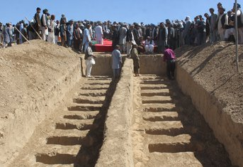 Avganistan grobnice