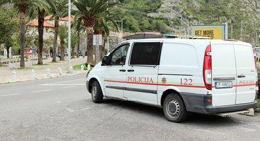 Kotor policija