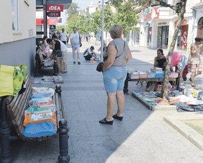 Prodaja starih udžbenika, Podgorica