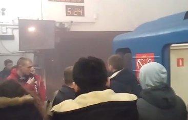 Sankt Peterburg, Metro, eksplozija