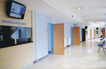 Centar za kardiologiju, KCCG