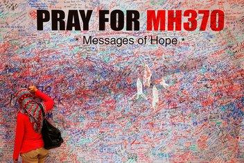 Malezija MH 370