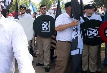 Bijeli nacionalisti u Šarlotsvilu