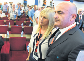 Vladimir Joković, Snežana Jonica, SNP