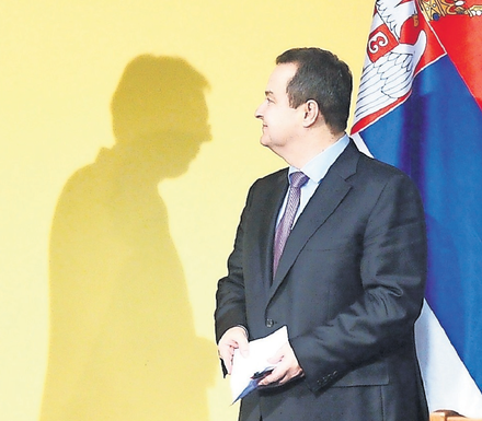 Ivica Dačić, Aleksandar Vučić