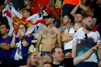 Real Madrid - Mančester junajted