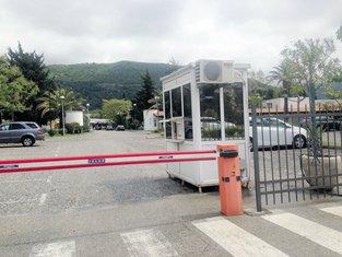 parking Budva