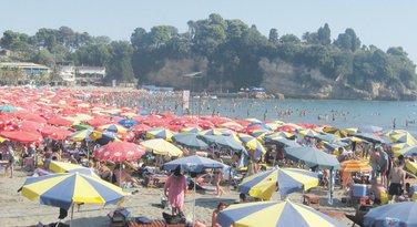 Mala plaža, Ulcinj