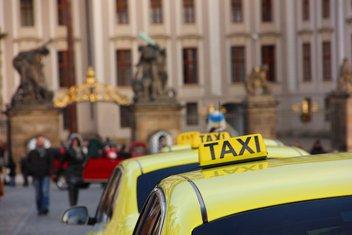 Taksi Prag