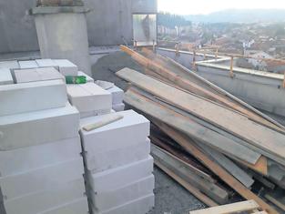 nelegalna gradnja, Trg Božane Vučinić