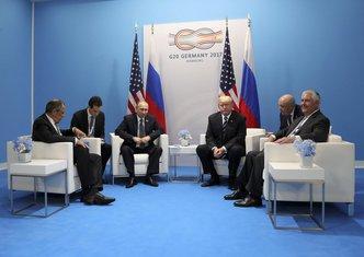 G20, Vladimir Putin, Donald Tramp