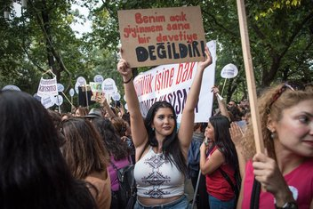 Turska protest