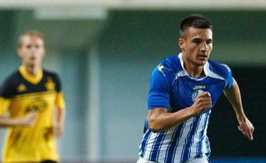 Stefan Stefanović FK Sutjeska