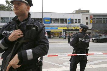 Hamburg, policija