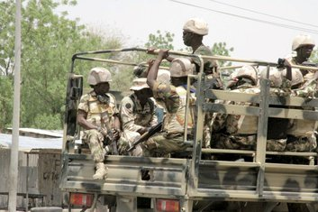 Nigerija vojska