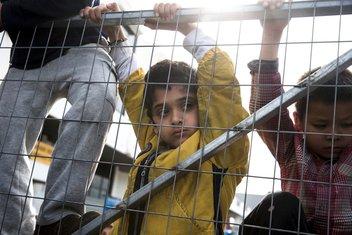 izbjeglice, djeca