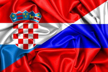 Hrvatska, Rusija
