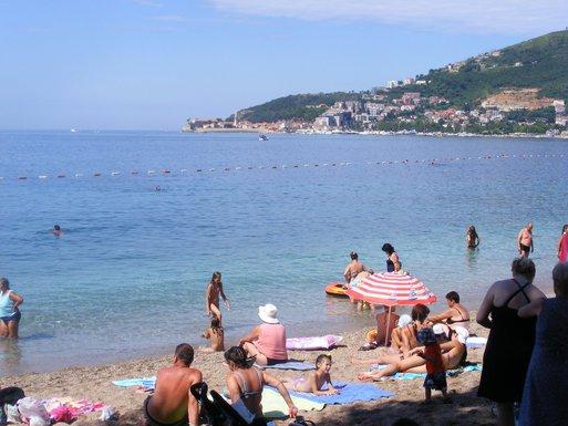 Plaža jul
