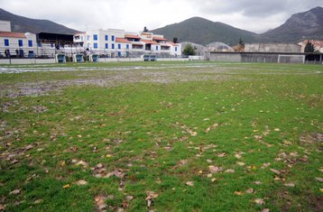 Stadion FK Mogren