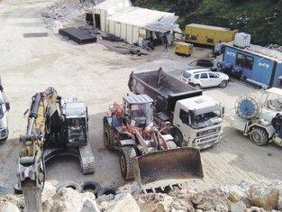 Kamioni Mehanizacije (Novine)