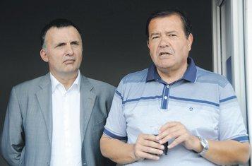 Srđan Milić, Branko Ivanović