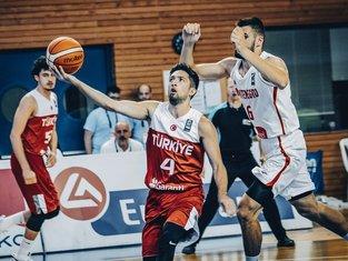 Crna Gora Turska mladi košarka