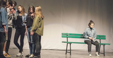 predstava O ćutanju i drugim imitacijama sreće