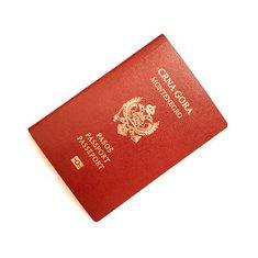 pasoš, Crna Gora