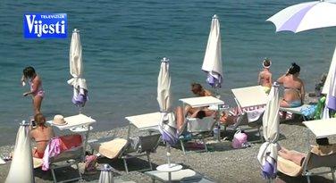 plaža, ljeto