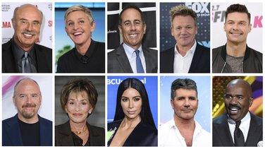 Forbs, najplaćenije TV zvijezde