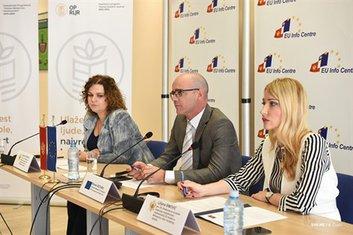 Konferencija, Razvoj ljudskih resursa 2012-2013