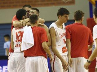 Crna Gora košarka mladi