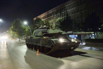 Turska državni udar
