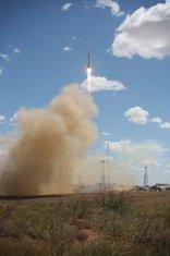 Satelit Kanopus, lansiranje