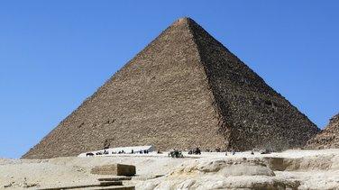 Piramida, Giza