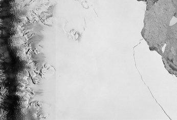 Larsen C, antarktik led