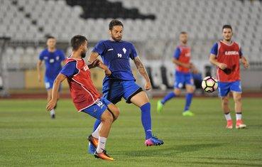 Radomir Đalović FK Budućnost