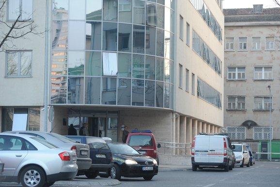 Centar bezbjednosti, Podgorica