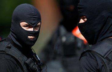 Belgija napad, policija Belgija