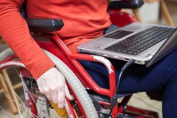 OSI, invalidska kolica