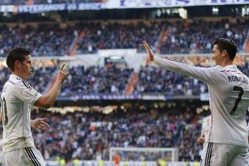 Hames Rodriges i Ronaldo