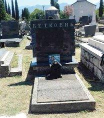 grobnica Ćetković