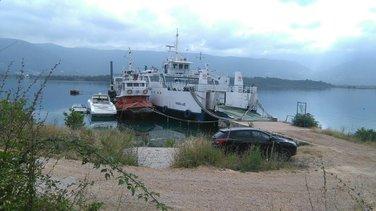 Brodovi YU Briva na mulu Bazdanj