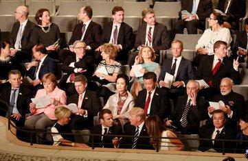 Hamburg G20, filharmonija