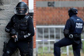 policija Belgija