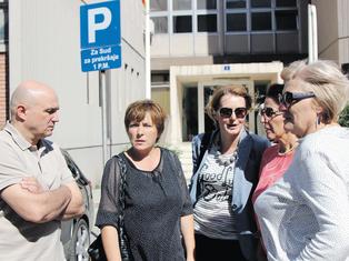 Željka Savković, Janko Vučinić, Branka Bošnjak, Marina Jočić