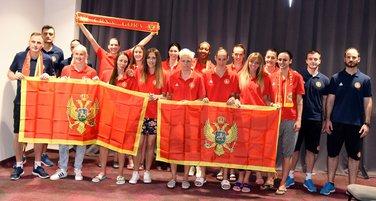 Crnogorske košarkašice