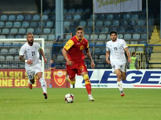 Crna Gora - Iran Stevan Jovetić
