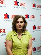 Jasna Gajević, URA